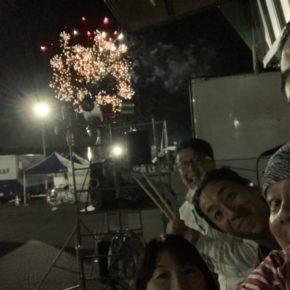【昨日の山作戰】2019.10.08富士山とお寺、二夜連続で熱いライブの山作戰はお尻でクルミを割った?